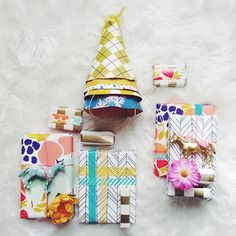 Party invite inside a hat or rollout noisemaker
