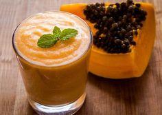 Băuturi detoxifiante pentru slăbit cu papaya