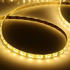 Lighting EVER® Lampux 12V Flexible LED Strip Lights, 3000K Warm White, Waterproof, 300 Units 3528 LEDs, 91lm/ft, Light Strips, Pack of 16.4ft: Amazon.ca: Tools & Home Improvement