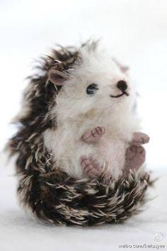 ハリネズミ ぬいぐるみ 型紙 - Google 検索