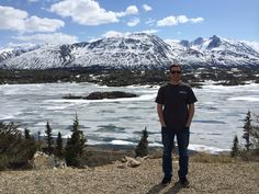 Along the Klondike Highway to Alaska Yukon Alaska, Mount Rainier, Mountains, Places, Travel, Voyage, Viajes, Traveling, Trips