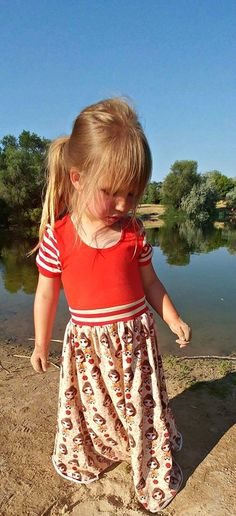 Stitch Upon a Time Stitch Upon A Time, Crop Shirt, Mommy And Me, Kids Clothing, Little Girls, Kids Outfits, Pockets, Sewing, Sleeves