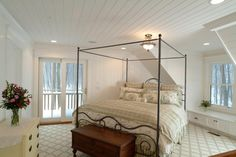 Bedroom Photos Wrought Iron Bed Design Ideas, Pictures, Remodel, and Decor - page 15