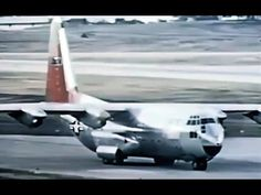 Original blunt noses and three bladed props in abundance, great footage of early Herky-Birds! C130 Hercules, C 130, Aircraft Painting, Progress Report, Military Aircraft, Airplane, Planes, Air Force, Fighter Jets