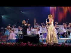Yackety sax  - Andre Rieu (Radio City Music Hall Live in New York ) - Well, I didn't see that one coming
