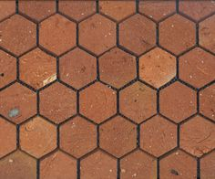 Code: 81796 Size: 45 x 50 mm Thickness: 10ml mm Category: Ceramic Mosaic Series: Terracotta Hexagons