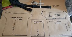 Rzeczy z Mari: Tutorial fanny pack Pochette Portable, Hip Bag, Leather Pattern, Denim Bag, Fabric Bags, Little Bag, Small Bags, Handmade Bags, Backpack Bags