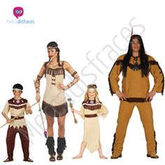 Disfraces para grupos Indios En mercadisfraces tu tienda de disfraces online, aquí podrás comprar tus disfraces para Carnaval o cualquier fiesta temática. Para mas info contacta con nosotros http://mercadisfraces.es/disfraces-para-grupos/?p=7