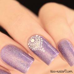 powerful purple magnetic