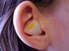Что будет, если положить в ухо кусочек лука?