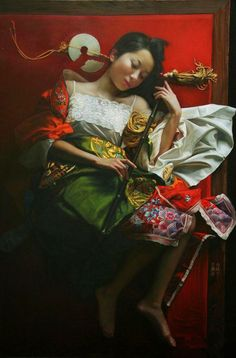 蒋焕(Jiang Huan)...   Kai Fine Art