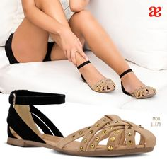 #Perfecta para #Primavera. #ModaAndrea #Zapatillas #Fashion