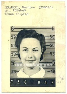 A very young Bea Arthur transportation truck driver serving in world war ll she was quite beautiful when she was young.  Met her once in New York City.  Back in the mid eighties.  She was a wonderful person.  Send me an autographed photo of her