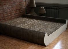 CARDBOARD FURNITURE by Elena Madejska, via Behance