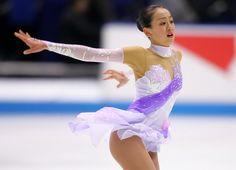 【画像】浅田真央/全日本選手権2007 女子SP