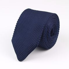 273545430971 New Style Fashion Men's Solid Colourful Tie Knit Knitted Ties Necktie  Narrow Slim Skinny Woven Cravate Narrow Neckties