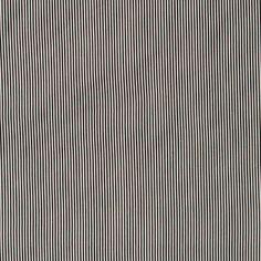 Vævet bomuld navy/hvide striber