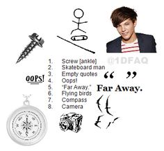 TATTOO SUMMARY WITH PICTURES - LOUIS