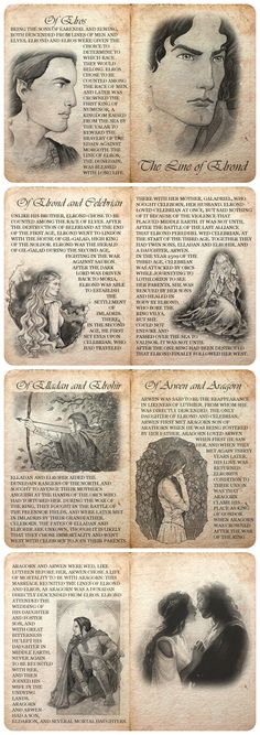 Of the Peredhil of Middle-Earth part 3