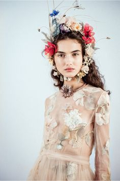 Dior Spring-Summer 2017 Haute Couture