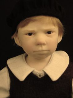 Laurence Ruet - artist dolls OOAK