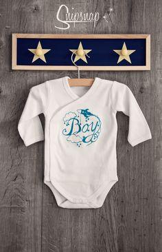 rompertje baby jongen boy newborn kraamcadeau luiertaart stoer