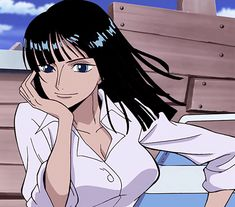 Hottest Woman in Animation: Round 3 Match 4 - Nico Robin vs Fox ...
