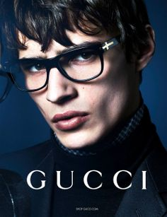 ae699a92d4a3 Adrien Sahores for Gucci Fall Winter campaign shot by Mert Alas   Marcus  Piggott