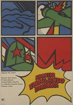 1960's poster art