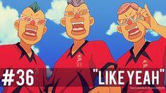 "#36 Inazuma Eleven Moments: ""Like Yeah"""