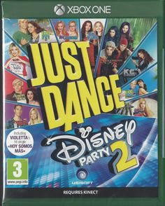 2a660f219ed Just Dance 2016 Disney Party 2 Xbox One - Requires Kinect for sale online    eBay