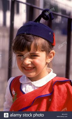 Local Girl In Madeiran National Costume Stock Photo, Royalty Free Image: 24995827 - Alamy