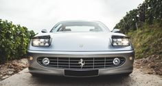 The Ferrari 456 is our ultimate driving sports car