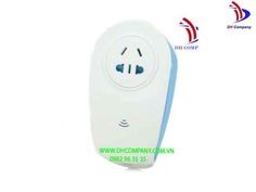 Ổ cắm điện thông minh giúp tiết kiệm điện trong gia đình