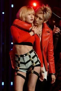 Trouble Maker, Now. Hyuna and Hyunseung