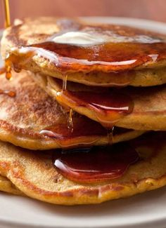 Low FODMAP & Gluten free Recipe - Cinnamon pancakes with maple syrup  (update) http://www.ibssano.com/low_fodmap_recipe_cinnamon_pancakes_maple_syrup.html