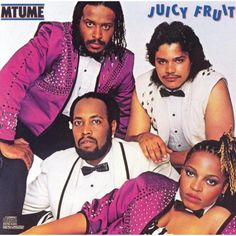 Mtume - Juicy Fruit (CD), Pop Music