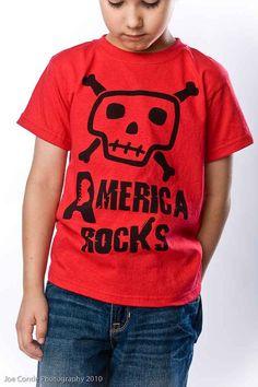 4th of July shirt!
