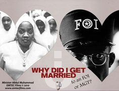Image detail for -... ...to an FOI or an MGT deals with marriage in the Nation of Islam