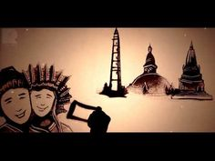 Nepal will Rise Back from Earth Quake | Sand Art Tribute by Rahul Arya - YouTube