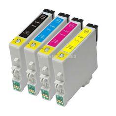 12 INK T0631-T0634 compatible ink cartridge for EPSON Stylus C67,C87,C87 Plus,CX3700,CX4100,CX4700,CX5700F,CX7700 printer