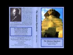 Manly P. Hall - Atlantean Records in Greece & Egypt