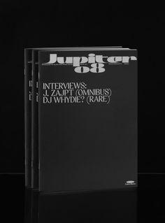 janhorcik:  Jupiter 08 magazine as part of theEndless Illusion...