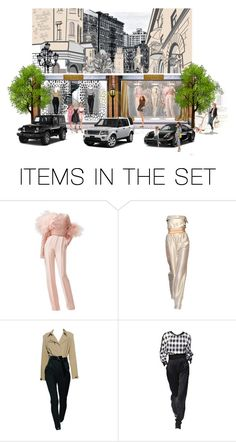 """""""Shopping in Paris"""" by colonae ❤ liked on Polyvore featuring art"""