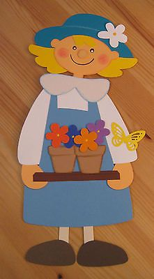 Art For Kids, Crafts For Kids, Arts And Crafts, Girl Gnome, Felt Quiet Books, Patch Aplique, Spring Theme, 3d Cards, Summer Is Coming