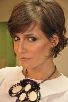 Deborah Secco, brazilian actress.