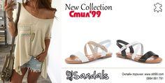 Модерни, удобни и супер леки, новата колекция дамски сандали с гел-стелка на Испанската марка Oh my Sandals в магазини Стил 99.