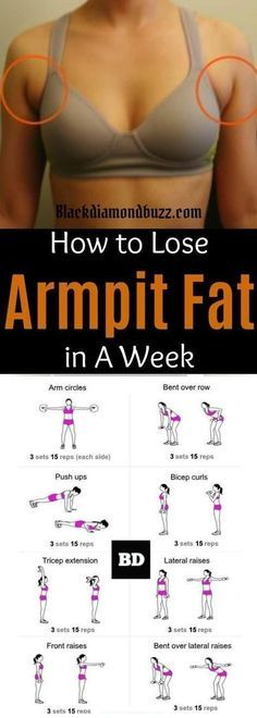 Arm fat workout| How to get rid of armpit fat and underarm fat bra in a week .These arm fat exercises will make you look sexy in your strapless dress and your friends will be jealous. Try it, you do not have anything to lose execept than that subborn upper body fat! #howtolosebellyfatfast by megan by megan