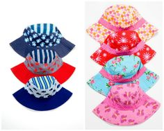 Double Flip children's sun hat: Giveaway