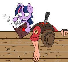 Valve Games, Team Fortess 2, My Little Pony Twilight, My Little Pony Drawing, Mlp Pony, Pinkie Pie, My Little Pony Friendship, Twilight Sparkle, First Aid